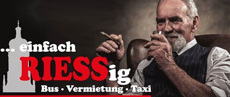 Taxi Riess auf Taste the Best - Fest