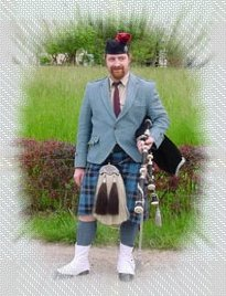 Hardy the Piper